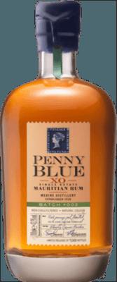 Medium penny blue xo batch 002