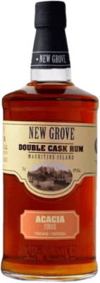 Medium new grove double cask acacia finish