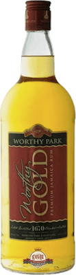 Medium worthy park gold rum 400px