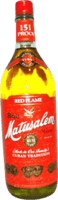 Small matusalem 151 red flame rum 400px