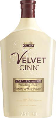 Medium cruzan velvet cinn
