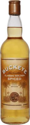 Medium buckeye classic golden spiced