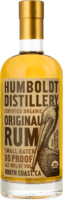 Humboldt Distillery Small Batch 80 proof rum