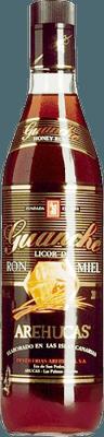 Medium arehucas honey rum