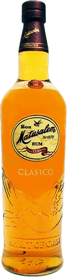 Medium matusalem clasico rum