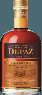 Medium depaz 2003 single cask