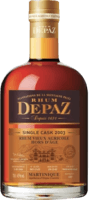 Small depaz 2003 single cask