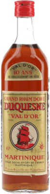 Duquesne Val D'or 10-Year rum
