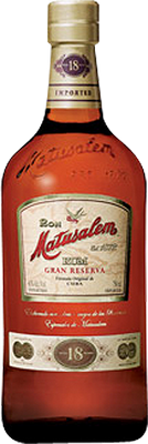 Matusalem gran reserva 18 rum