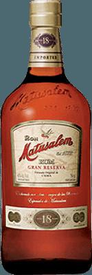 Medium matusalem gran reserva 18 rum