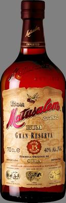 Matusalem gran reserva solera 15 rum