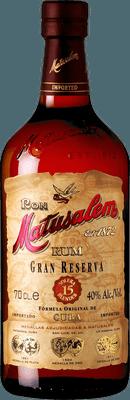 Medium matusalem gran reserva solera 15 rum