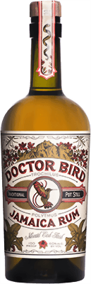 Medium doctor bird pot still