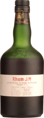 Medium rhum jm cognac cask finish rhum