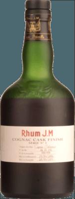 Medium rhum jm cognac cask finish rhum