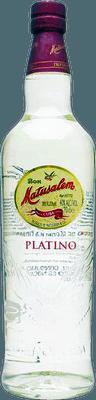 Medium matusalem platino rum