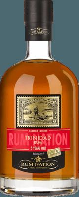 Medium rum nation trinidad 5 year