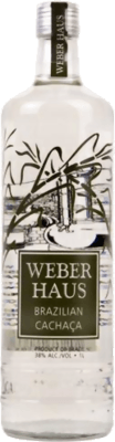 Medium weber haus silver cachaca