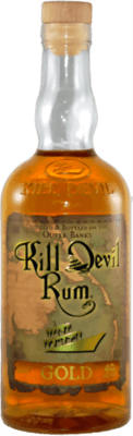 Kill Devil Gold rum