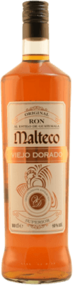 Medium ron malteco viejo dorado
