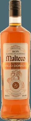 Medium ron malteco viejo dorado