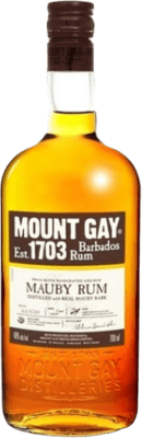 Medium mount gay mauby