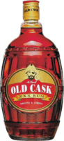 Small mcdowell old cask xxx rum