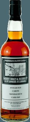 Medium berry bros rudd trinidad caroni 1997 19 year