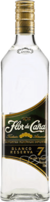 Medium flor de cana blanco reserva 7