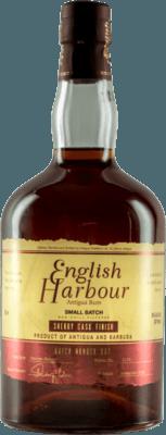 Medium english harbour small batch sherry cask finish