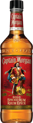 Medium captain morgan bold spiced