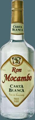 Medium mocambo blanco rum