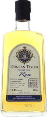 Medium duncan taylor guyana 2002 12 year