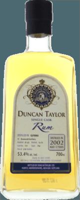 Medium duncan taylor guyana 2002 12 year