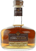 Small west indies rum and cane cuba xo