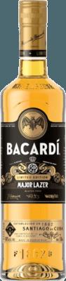 Medium bacardi major lazer limited edition