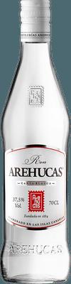 Medium arehucas white rum