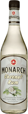Monarch coconut rum 400px