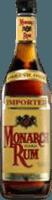 Small monarch original dark rum rum