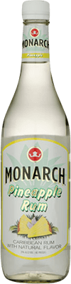 Monarch pineapple rum 400px