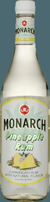 Medium monarch pineapple rum 400px