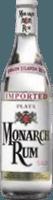 Small monarch plata rum