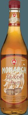 Medium monarch spiced rum 400px