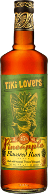 Medium tiki lovers pineapple 45 vol