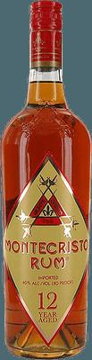Medium montecristo 12 year rum