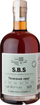 Medium s b s 1997 trinidad caroni 18 year