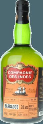 Medium compagnie des indes 1996 barbados 20 year