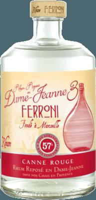Medium ferroni la dame jeanne 3 canne rouge