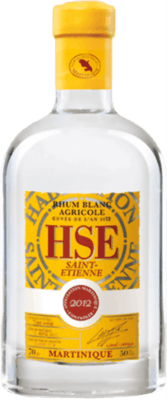 Medium hse cuvee de l an 2012 rhum