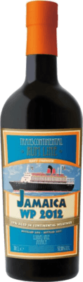 Medium transcontinental rum line jamaica worthy park 2012